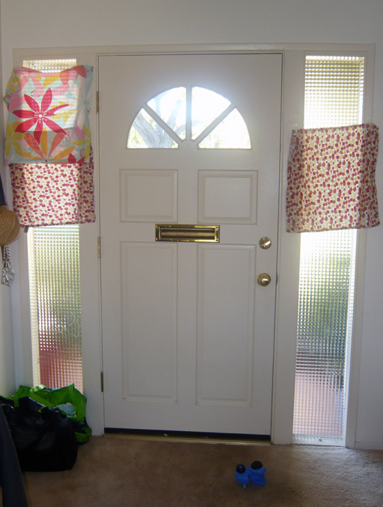 tutorial command hook curtains for oddly sized windows steph calvert art. Black Bedroom Furniture Sets. Home Design Ideas