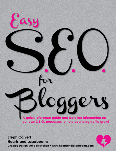 How to Increase Blog Traffic: Easy SEO for Bloggers ebook