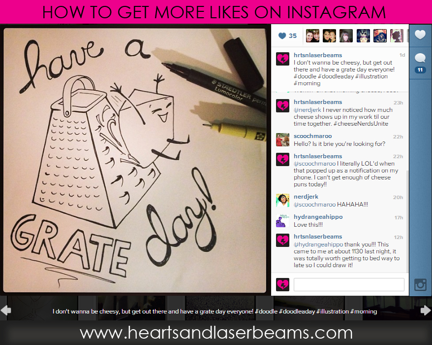 Good Have A Grate Day   How To Get More Likes On Instagram