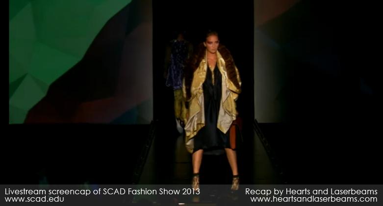 Scad Fashion Show 2013 Recap Hearts And Laserbeams Art Design Blog